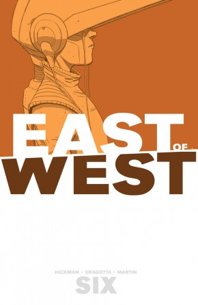 EAST OF WEST VOLUME 6 GRAPHIC NOVEL