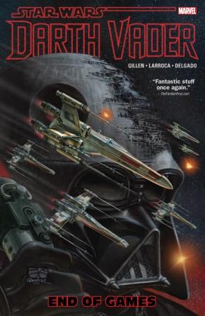 STAR WARS DARTH VADER VOLUME 4 END OF GAMES GRAPHIC NOVEL