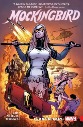 MOCKINGBIRD VOLUME 1 I CAN EXPLAIN GRAPHIC NOVEL