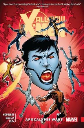 ALL NEW X-MEN INEVITABLE VOLUME 2 APOCALYPSE WARS GRAPHIC NOVEL