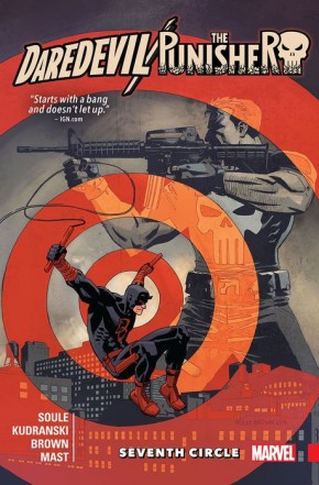 DAREDEVIL PUNISHER SEVENTH CIRCLE GRAPHIC NOVEL