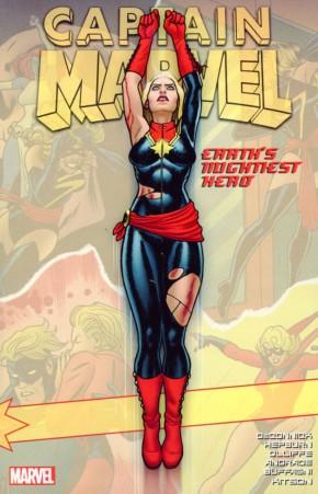 CAPTAIN MARVEL EARTHS MIGHTIEST HERO VOLUME 2 GRAPHIC NOVEL