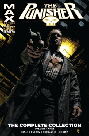 PUNISHER MAX COMPLETE COLLECTION VOLUME 3 GRAPHIC NOVEL