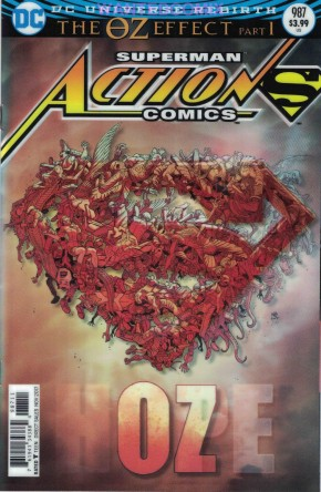 ACTION COMICS #987 (2016 SERIES) LENTICULAR