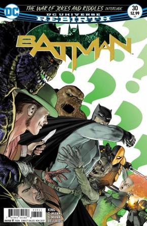 BATMAN #30 (2016 SERIES)
