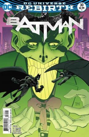 BATMAN #30 (2016 SERIES) VARIANT