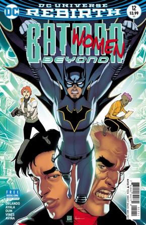BATMAN BEYOND #12 (2016 SERIES)