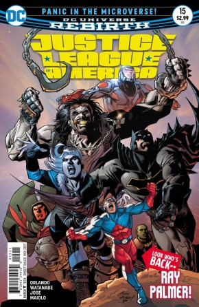 JUSTICE LEAGUE OF AMERICA #15 (2017 SERIES)