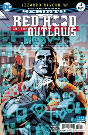 RED HOOD AND THE OUTLAWS #14 (2016 SERIES)