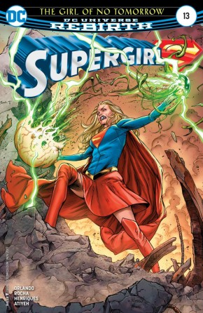 SUPERGIRL #13 (2016 SERIES)