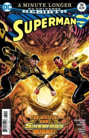 SUPERMAN #30 (2016 SERIES)