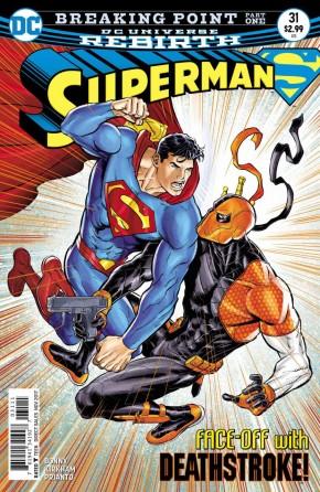 SUPERMAN #31 (2016 SERIES)