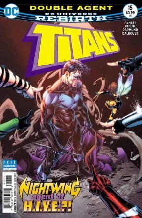 TITANS #15 (2016 SERIES)