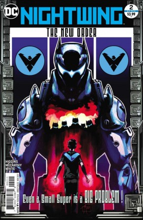 NIGHTWING THE NEW ORDER #2