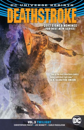DEATHSTROKE VOLUME 3 TWILIGHT GRAPHIC NOVEL