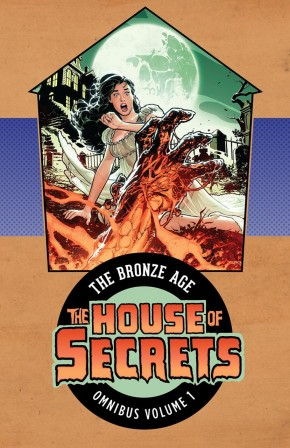 HOUSE OF SECRETS THE BRONZE AGE OMNIBUS VOLUME 1 HARDCOVER