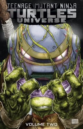 TEENAGE MUTANT NINJA TURTLES UNIVERSE VOLUME 2 NEW STRANGENESS GRAPHIC NOVEL
