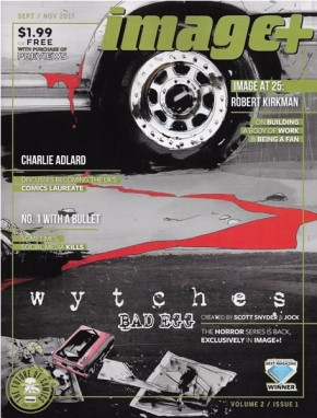 IMAGE PLUS #1 (2017 SERIES) WYTCHES THE BAD EGG PT 1