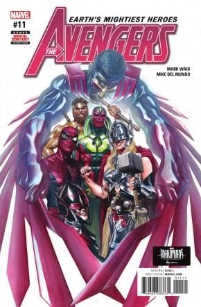 AVENGERS #11 (2016 SERIES)