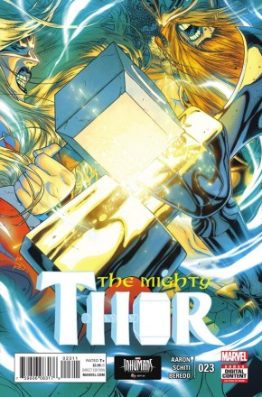 MIGHTY THOR #23 (2015 SERIES)