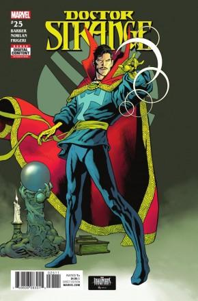 DOCTOR STRANGE #25 (2015 SERIES)