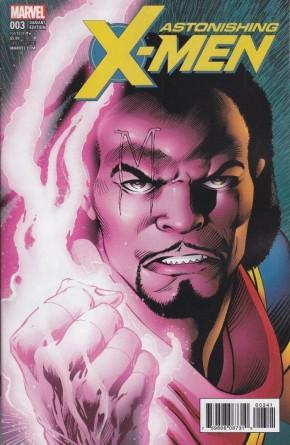 ASTONISHING X-MEN #3 (2017 SERIES) DAVIS CHARACTER VARIANT