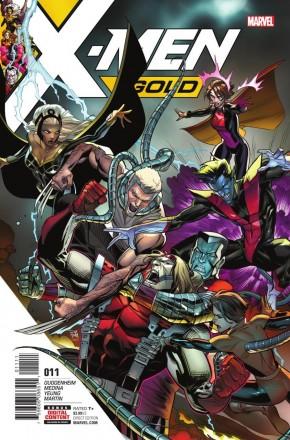 X-MEN GOLD #11