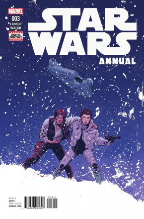 STAR WARS ANNUAL #3 (2015 SERIES)