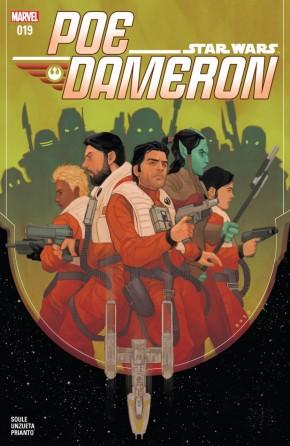 STAR WARS POE DAMERON #19