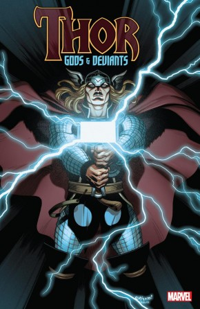 THOR GODS AND DEVIANTS GRAPHIC NOVEL
