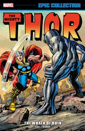 THOR EPIC COLLECTION THE WRATH OF ODIN GRAPHIC NOVEL
