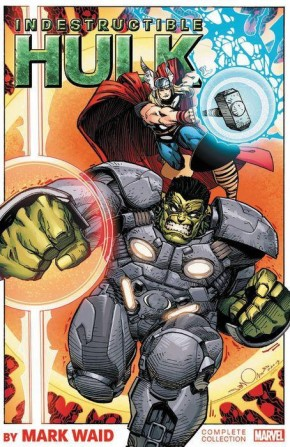 INDESTRUCTIBLE HULK BY WAID COMPLETE COLLECTION GRAPHIC NOVEL
