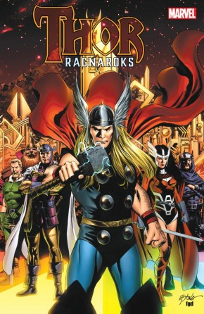 THOR RAGNAROKS GRAPHIC NOVEL