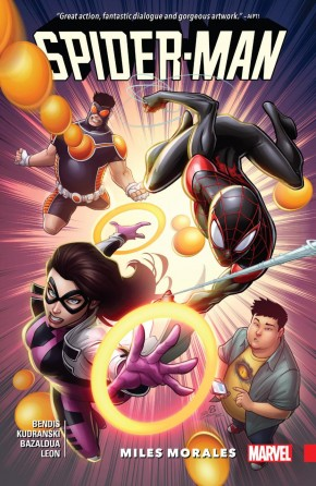 SPIDER-MAN MILES MORALES VOLUME 3 GRAPHIC NOVEL