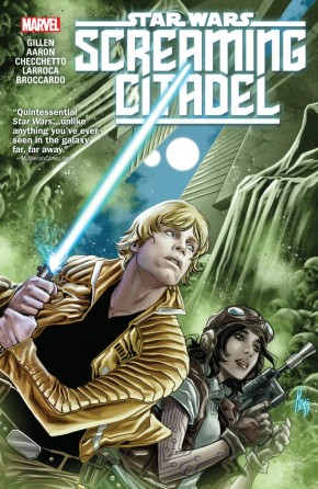 STAR WARS SCREAMING CITADEL GRAPHIC NOVEL
