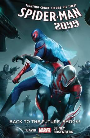 SPIDER-MAN 2099 VOLUME 7 SHOCK GRAPHIC NOVEL