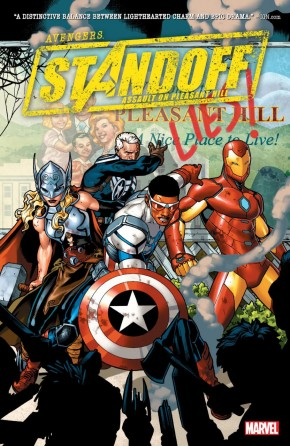 AVENGERS STANDOFF GRAPHIC NOVEL