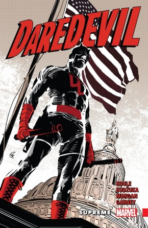 DAREDEVIL BACK IN BLACK VOLUME 5 SUPREME GRAPHIC NOVEL