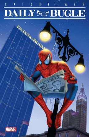 SPIDER-MAN DAILY BUGLE GRAPHIC NOVEL