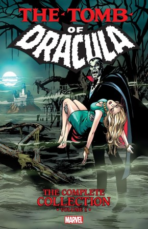 TOMB OF DRACULA THE COMPLETE COLLECTION VOLUME 1 GRAPHIC NOVEL