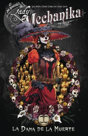 LADY MECHANIKA LA DAMA DE LA MUERTE GRAPHIC NOVEL