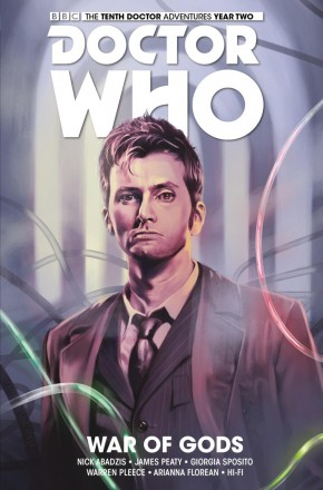 DOCTOR WHO 10TH DOCTOR VOLUME 7 WAR OF GODS GRAPHIC NOVEL