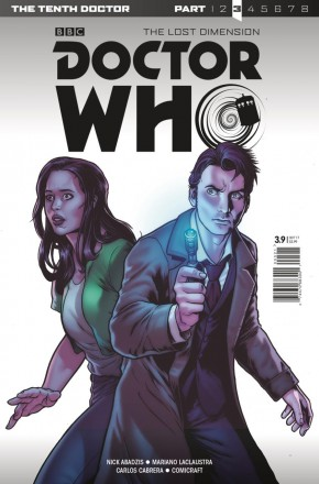 DOCTOR WHO 10TH YEAR THREE #9