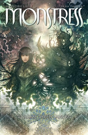 MONSTRESS VOLUME 3 GRAPHIC NOVEL