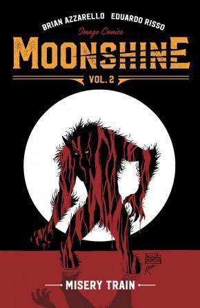 MOONSHINE VOLUME 2 MISERY TRAIN GRAPHIC NOVEL