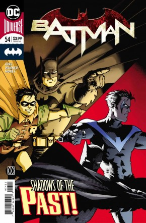 BATMAN #54 (2016 SERIES)