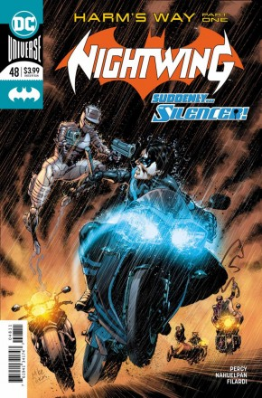 NIGHTWING #48 (2016 SERIES)