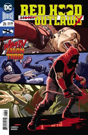 RED HOOD AND THE OUTLAWS #26 (2016 SERIES)