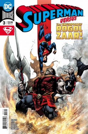 SUPERMAN #3 (2018 SERIES)