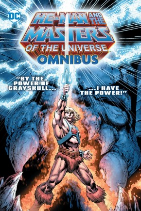 HE MAN AND THE MASTERS OF THE UNIVERSE OMNIBUS HARDCOVER